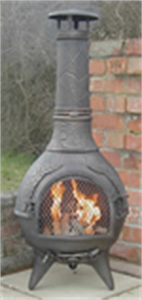 Castmaster Chiminea - chiminea largest range of discounted cast iron chimineas