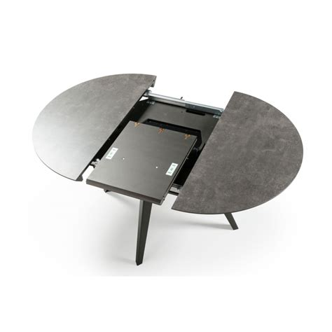 table de cuisine ovale table ovale rallonge maison design wiblia com