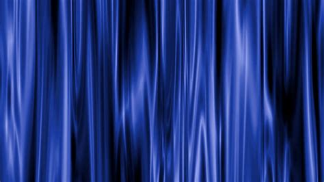 Blue Curtains by Blue Satin Curtains Background Motion Background