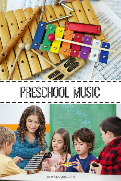 Music In Preschool Prek And Kindergarten