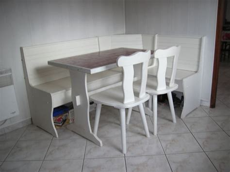 banquette angle coin repas cuisine mobilier banquette angle coin repas clasf