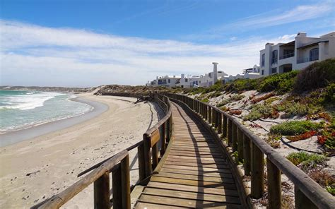 langebaan paradise beach africa south cape western