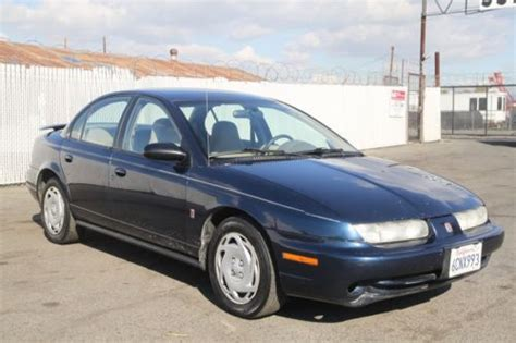 free car manuals to download 1999 saturn s series lane departure warning buy used 1998 saturn sl2 sedan manual 4 cylinder no reserve in orange california united states