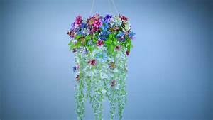 Diy Flower Chandelier - Lifestyle