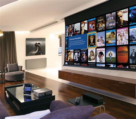 Projector Screen Technology K&W Audio