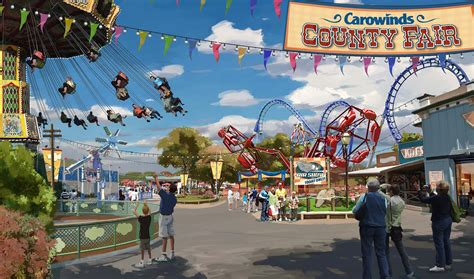 "New ""classic"" Thrill Rides And Winterfest Holiday Festival"