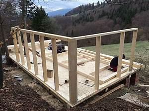 Jak postavit chatu levně