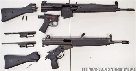 heckler kochs forgotten rifle       firearm blog