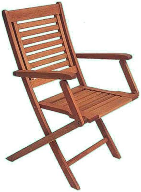 eucalyptus wood folding chair with arms bt224 inthm