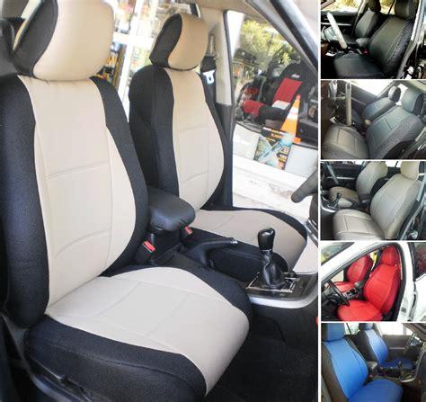 Topcarathens Car Seat Covers For Subaru Crosstrek