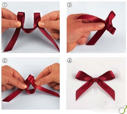 how to make a bow with ribbon diy quick ribbon bow pictures photos and images for facebook tumblr pinterest and twitter