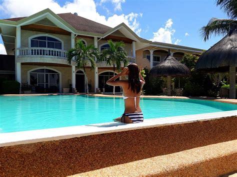 linaw beach resort and restaurant panglao bohol info bohol