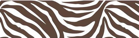 chi rb brown  white zebra skin wallpaper