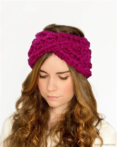 crochet headband 25 fabulous free crochet accessories