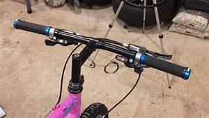 Bremsenentlüfter Selber Bauen : fahrrad selber bauen 02 lenker bremsen und pedale youtube ~ Watch28wear.com Haus und Dekorationen