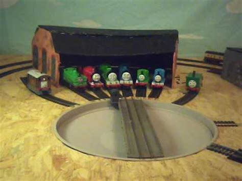 tidmouth sheds nz oo scale toby the tram engine how to do it
