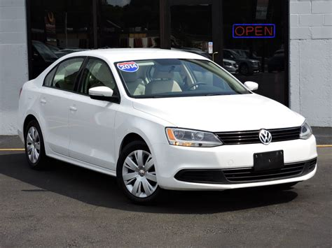 Used 2014 Volkswagen Jetta Sedan Se At Auto House Usa Saugus