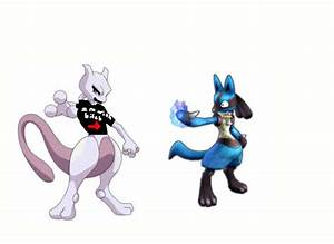 The gallery for --> Lucario And Zoroark And Mewtwo