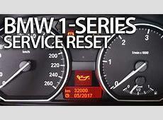 BMW 5Series service reset F10 F11 F07 mrfixinfo