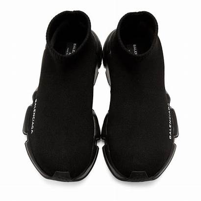 Balenciaga Speed Sneakers Low Shoes Lyst Trainers