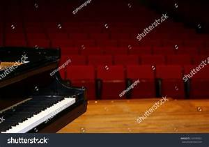 Concert Grand Piano View Stagecolor Versionwith Stock ...