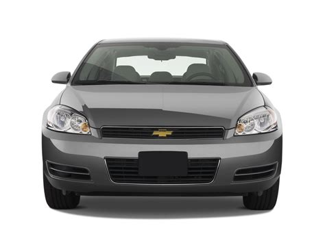 2009 Chevrolet Impala Reviews And Rating  Motor Trend