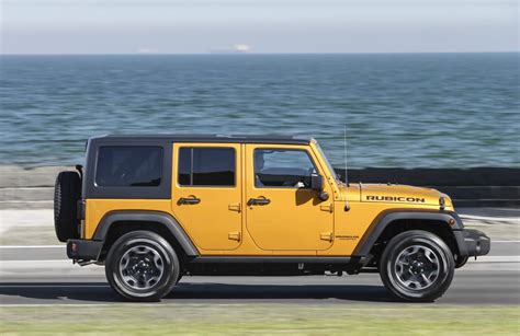Jeep Wrangler Rubicon Goes X