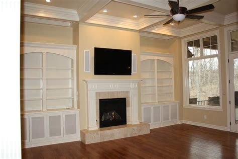 Craftsman Style Built In Bookcases by Pin By Abby Moeller On For The Home