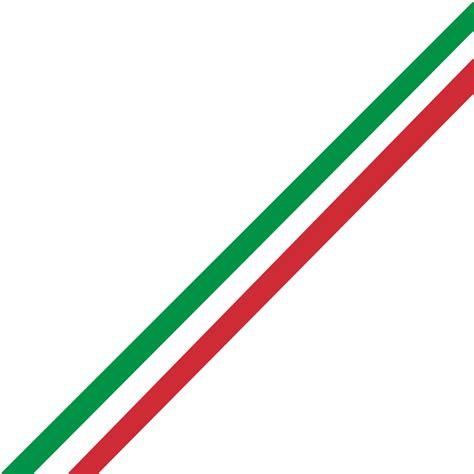 cornice tricolore file italian tricolour stripes svg wikimedia commons