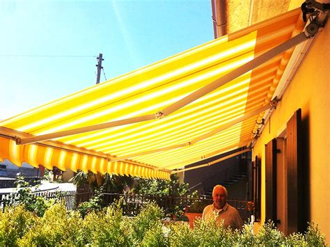 Telo Per Tende Da Sole Telo Per Tenda Da Sole A Bracci Con Tende Da Sole Prezzi