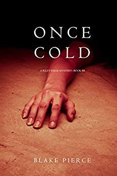 Once Cold (a Riley Paige Mysterybook 8)  Kindle Edition