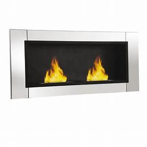 Chauffage à L éthanol : cheminee bio ethanol encastrable ~ Premium-room.com Idées de Décoration