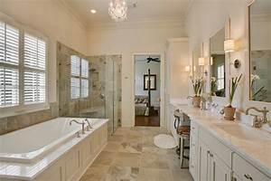 Traditional Master Suite - Traditional - Bathroom - new