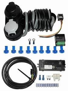 Universal 12n 12s Twin Towbar Electrics    Wiring   Pct 7 Way Bypass Relay Kit