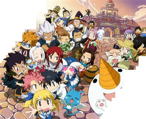 fairy tail wallpapers chibi wallpaper cave