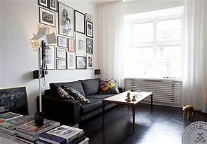 Woonkamer van model patric ohlund inrichting huiscom for Interior decor bloggers