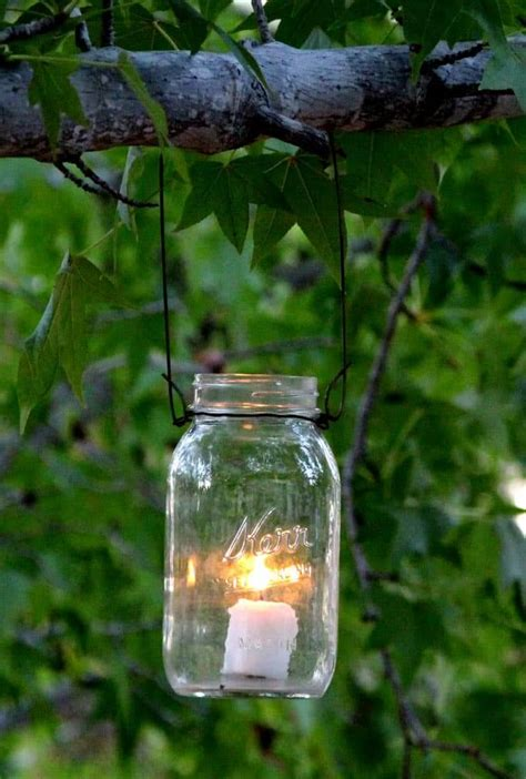 diy mason jar light ideas  designs