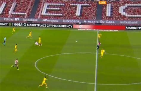 Video: Inaki Williams goal Athletic Bilbao vs Barcelona