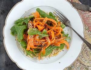 Tahini Paste Kaufen : rezept f r karotten auf quinoa linsen salat ~ Frokenaadalensverden.com Haus und Dekorationen