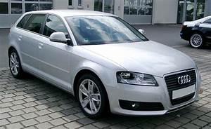Photo Audi A3 : file audi a3 sportback front wikimedia commons ~ Gottalentnigeria.com Avis de Voitures