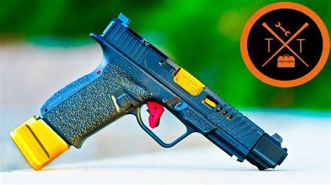 Worlds First Aftermarket Glock 19 Gen 4 Frame
