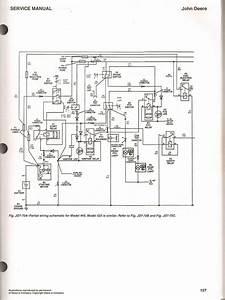 John Deere L110 Wiring Harnes