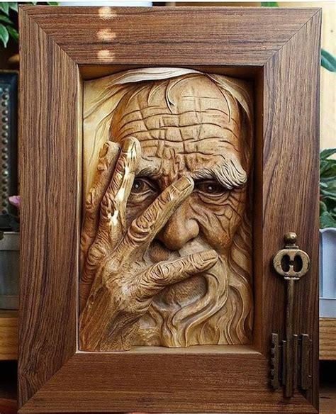 baileigh industrial russian wood sculptor  artist