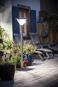 Lampadaire De Jardin : lampes de jardin comparez les prix pour professionnels sur page 1 ~ Teatrodelosmanantiales.com Idées de Décoration