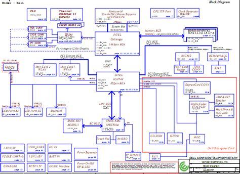 Dell Xps Laptop Schematic Diagram