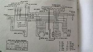 Ct70 K1 Wiring Question