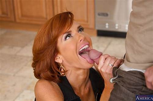 Gloriuos Red Haired Deepthroats Getting In The Office #Decent #Redhead #Milf #Veronica #Avluv #Gifts #Her #Best #Blowjob