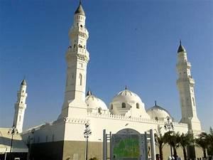 Masjid Quba   AL-MUSAFIR