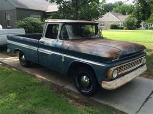 Sell Used 1963 Chevrolet C10 Long Bed In Tulsa  Oklahoma