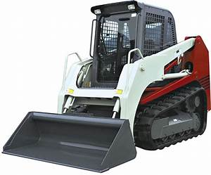 Takeuchi Crawler Loader Tl130 Factory Service  U0026 Shop